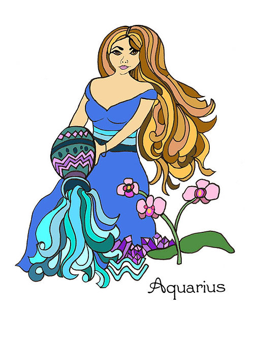 """Aquarius Love"""