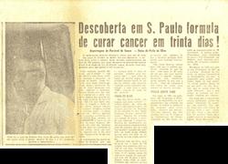 Descoberta em S. Paulo