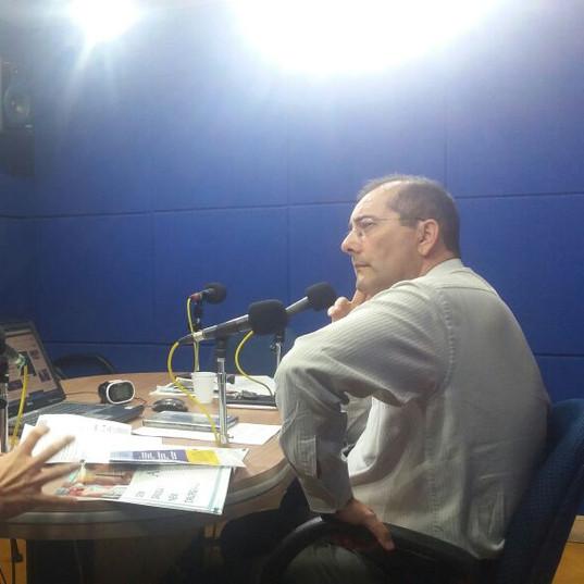 Entrevista Rádio Boa Nova