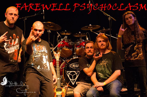 Farewell Psychoclasm