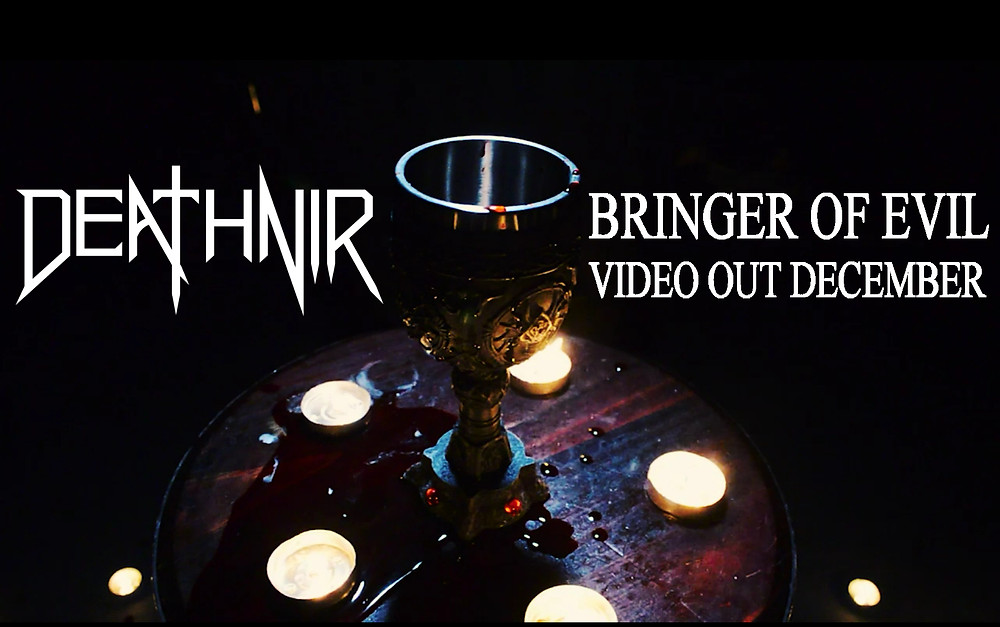 We are stoked to announce our next music video will be released in early December!