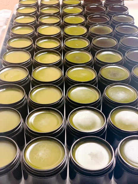 Our Full Spectrum CBD salve