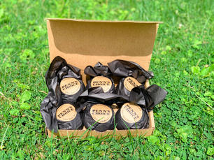 A 6-pack of our CBD Bath Bombs