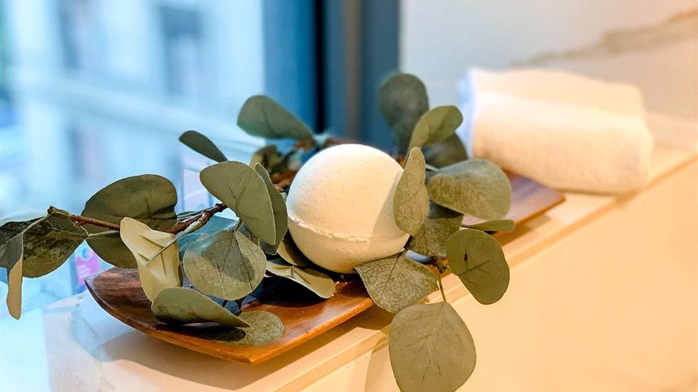 Eucalyptus CBD Bath Bomb