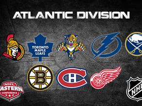 A Look Into NHL Teams Post 2020 Offseason Part 1: Atlantic Division