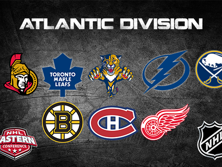 A Look Into NHL Teams Post 2020 Offseason Part 1: Atlantic Division