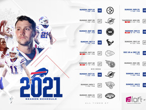 Buffalo Bills Season Outlook - 2021 NFL Season