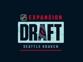 Seattle Kraken Mock Expansion Draft - Part 2: Western Conference