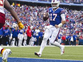 Buffalo Bills Week 4 Preview & Week 3 Wrap-Up - 2021 NFL Season