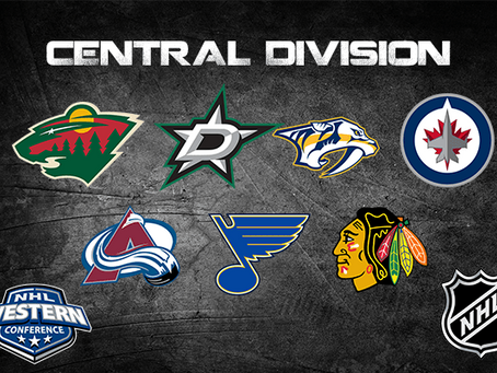 A Look Into NHL Teams Post 2020 Offseason Part 2: Central Division