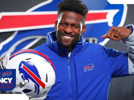 Buffalo Bills - 2021 Free Agent Frenzy Recap