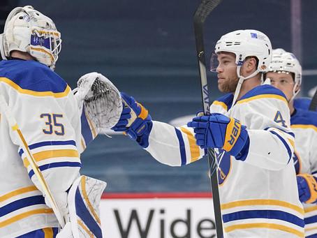 Buffalo Sabres Trade Deadline Preview - 2021 NHL Season