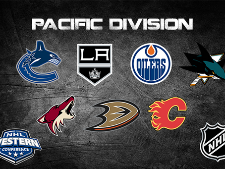 A Look Into NHL Teams Post 2020 Offseason Part 4: Pacific Division