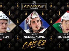 """Best In Show"" for Niagara IceDogs Alumni - 2021 NHL Season"