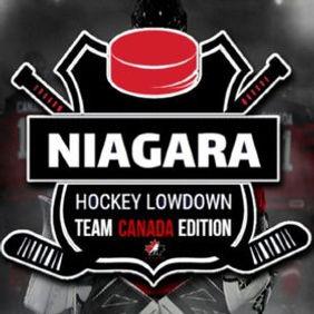 Niagara Hockey Lowdown Team Canada Editi