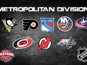 A Look Into NHL Teams Post 2020 Offseason Part 3: Metropolitan Division