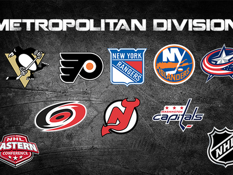 A Look Into NHL Teams Post 2020 Offseason Part 3: Metropolitan Division