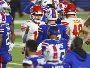 Red Zone Execution Key for Bills Sunday for Week 5 Clash with Chiefs