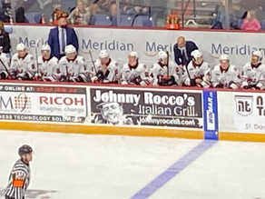 'Ruff' Weekend For The IceDogs