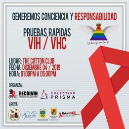 Pruebas Rápidas VIH (Pereira)
