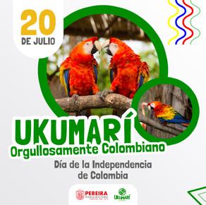 Orgullosamente Colombiano - Bioparque Ukumarí, Propuesta (Pereira)