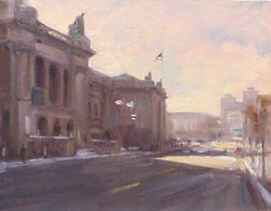 Museum, Forbes Avenue