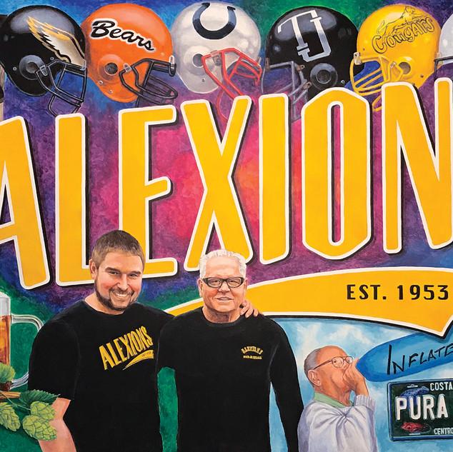 Alexions Mural