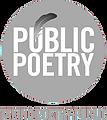 Public Poetry Logo