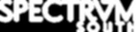 Spectrum South White Logo