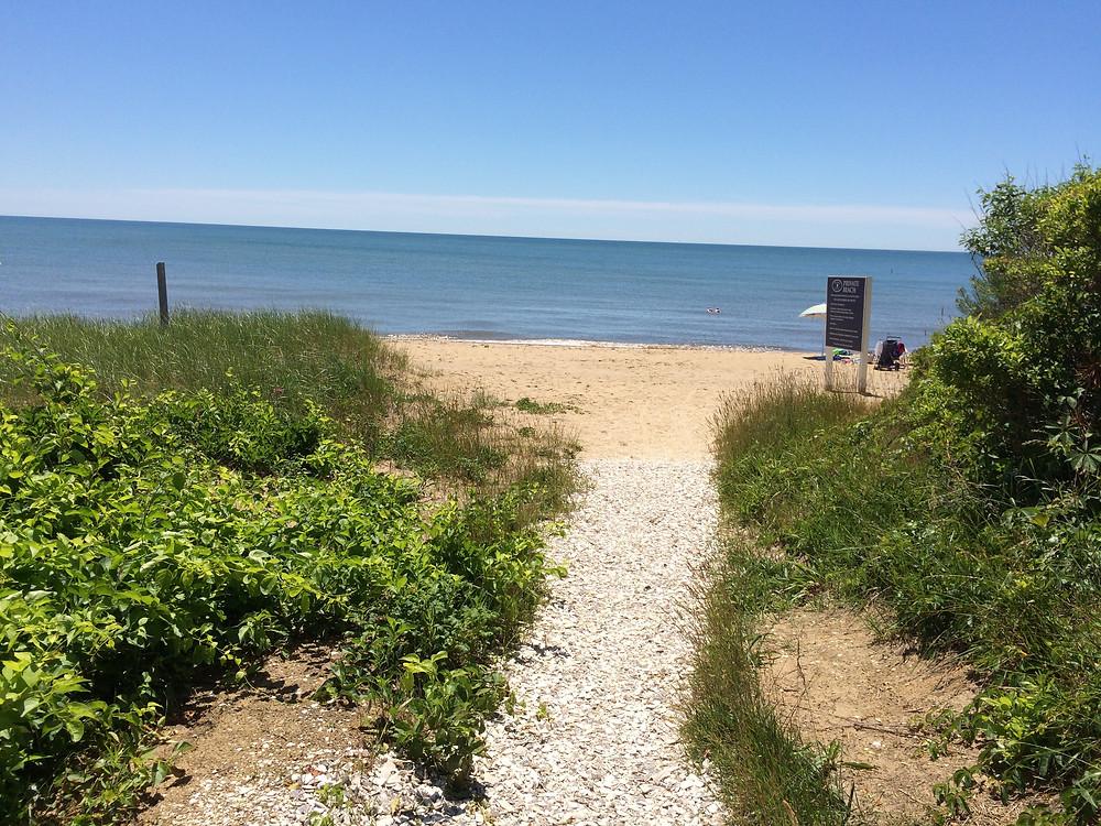 Best Beaches of Cape Cod Massachusetts - New Seabury Vacation Home Rentals