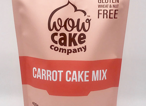 Gluten Free Carrot Cake Mix 450g