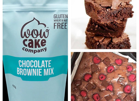 Gluten Free Chocolate Brownie Mix 450g