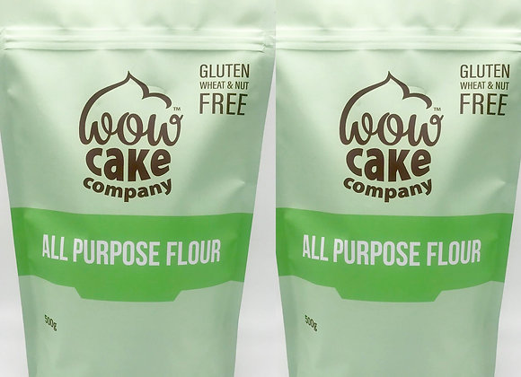 Pack of 2 Gluten Free Wow All Purpose Flour