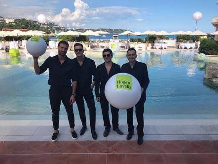 Les PARTNERS au Monte Carlo Bay