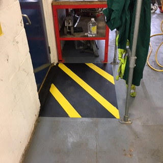 New Internal Markings for South Somerset District Council Workshop