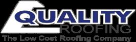 Quality rofing logo