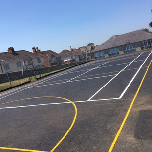 New Netball and Tennis Courts