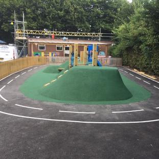 New School Playground