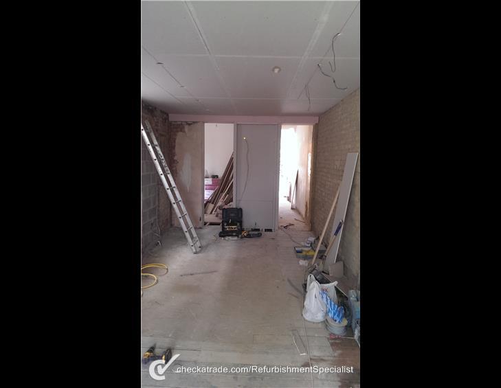 Full refurbish of house