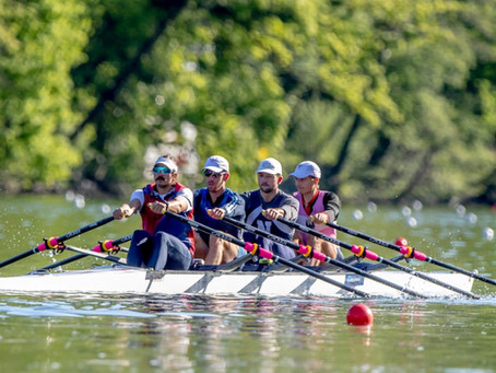 Sorin Koszyk—Road to the Olympic Qualifier in the Men's 4x