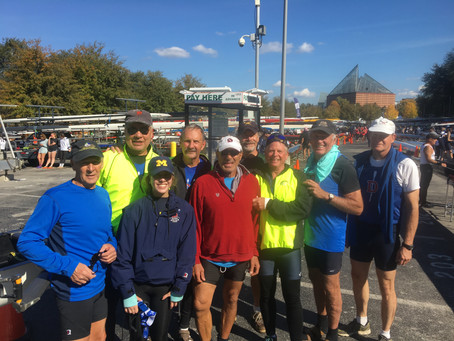 DBCC Shines at Head of the HOOCH