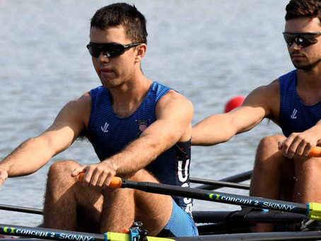 DBCC Alum Landuyt Races for US National Team at World Championships