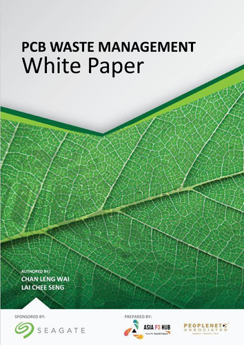 I was honoured to be a part of this important thought leadership project on a very urgent issue. This white paper required an immense amount of research and analysis into the causes, effects and proposed solutions to a global pollution problem.