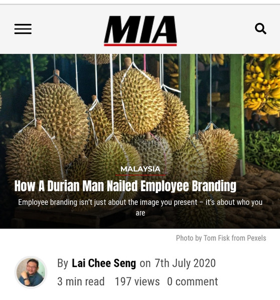 Insights into employee branding