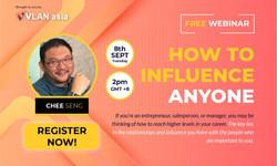 Guest Speaker at VLan Asia