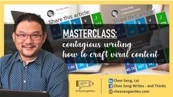 Free Masterclasses