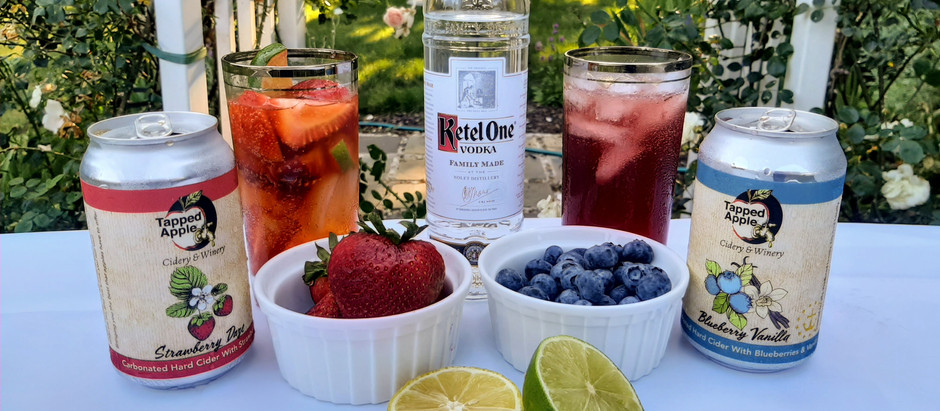 Independence Day Cocktails