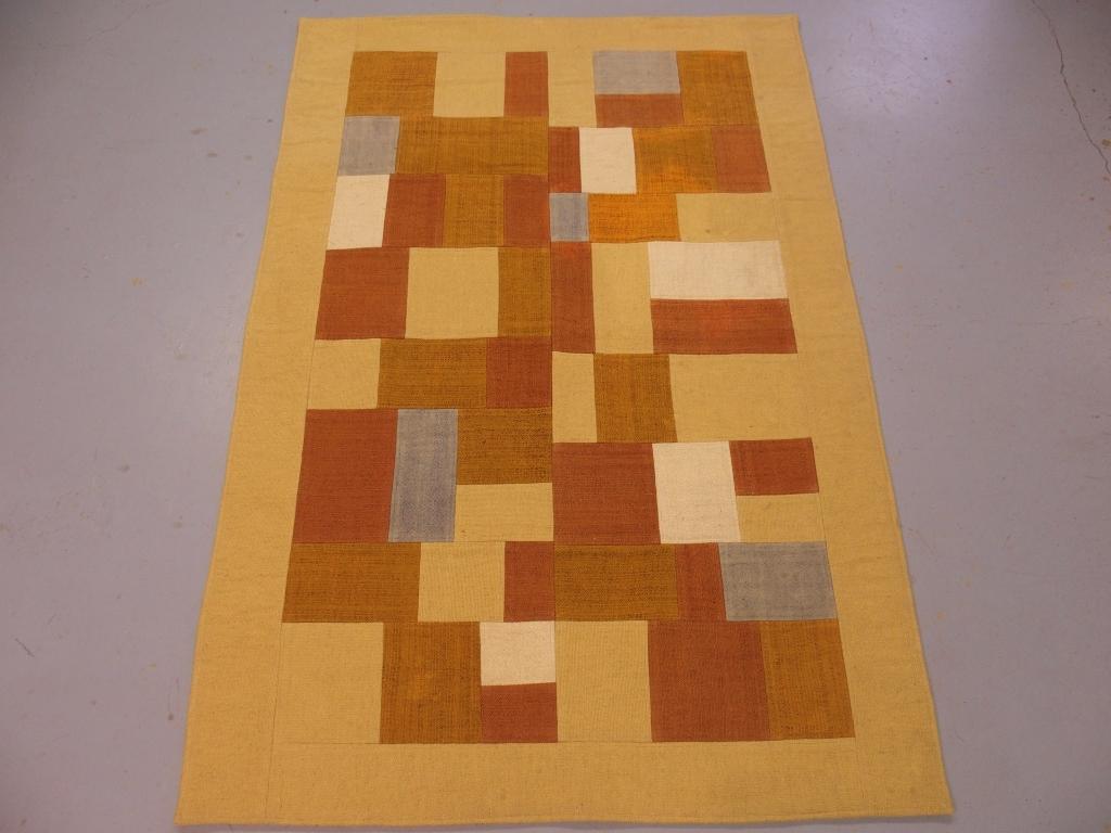 Kimberly S Rugs 3001 Turkish Patchwork Wool Rug