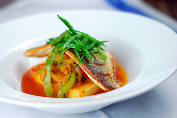 Mediterranean Sea Bream Fillet