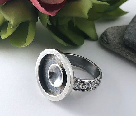 Cup / Disc Dinner Ring